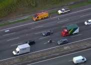 Homem morre após ser atropelado várias vezes em rodovia