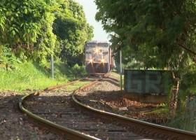 Jovem que teve braço decepado por trem segue na UTI: 'Senti que...