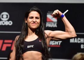 Lutadora do UFC Polyana Viana reage a assalto, domina...