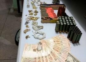 Polícia recupera R$ 30 mil em joias roubadas e apreende dois menores