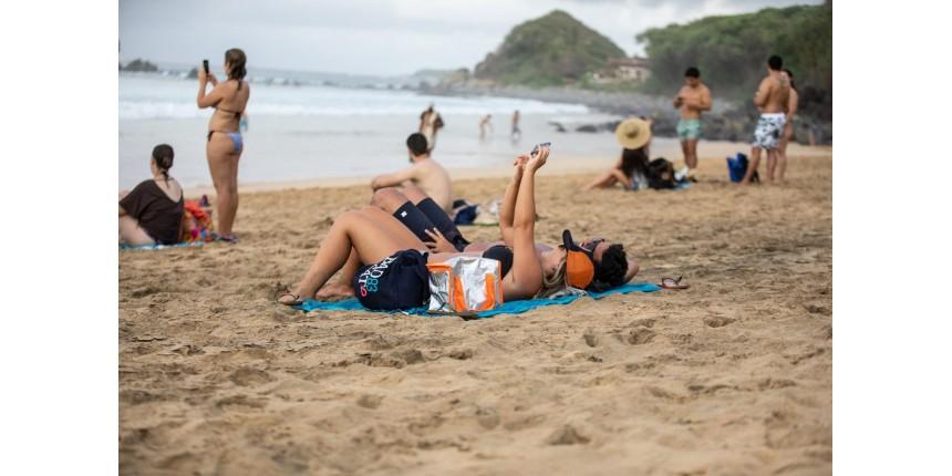 Recorde de visitantes em Fernando de Noronha aumenta risco de impacto do turismo no meio ambiente