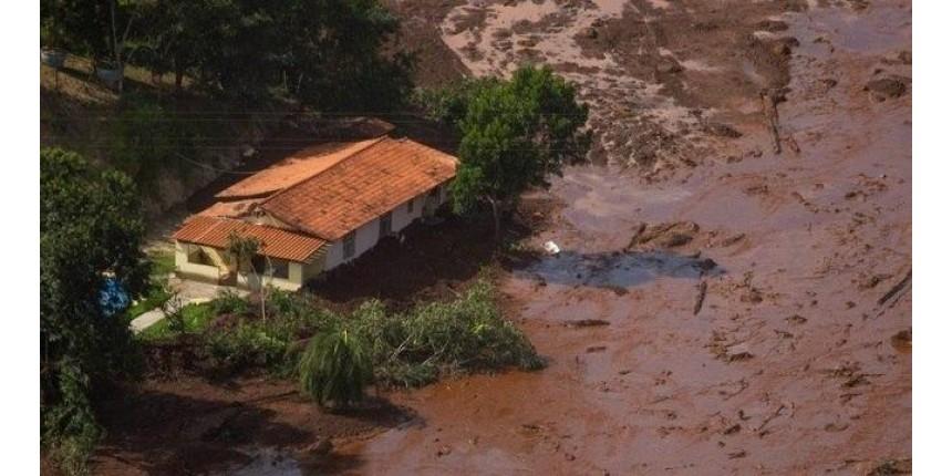 Rompimento de barragem em Brumadinho mata nove pessoas