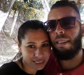 Suspeito de executar ex-mulher a tiros na frente de filho...