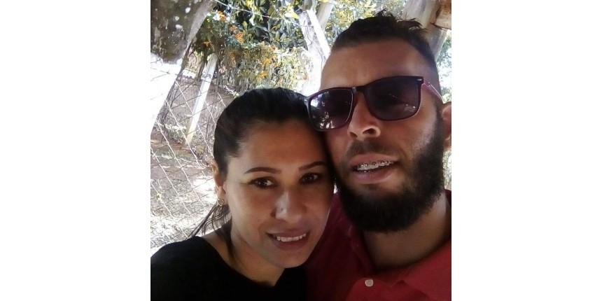 Suspeito de executar ex-mulher a tiros na frente de filho morre após confronto com a polícia
