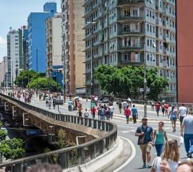 Prefeitura anuncia a construção do Parque Minhocão
