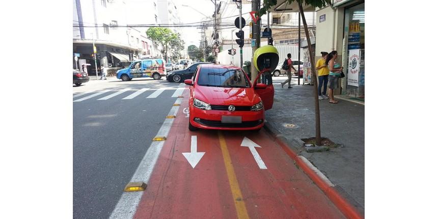 Projeto prevê que qualquer pessoa possa registrar infrações de trânsito
