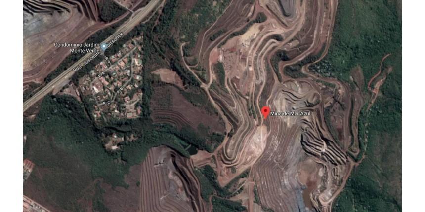 Vale retira 200 pessoas de casa em Nova Lima por risco em mais uma barragem