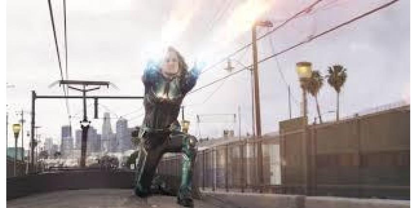 Capitã Marvel abre safra 2019 de super-heróis nos cinemas