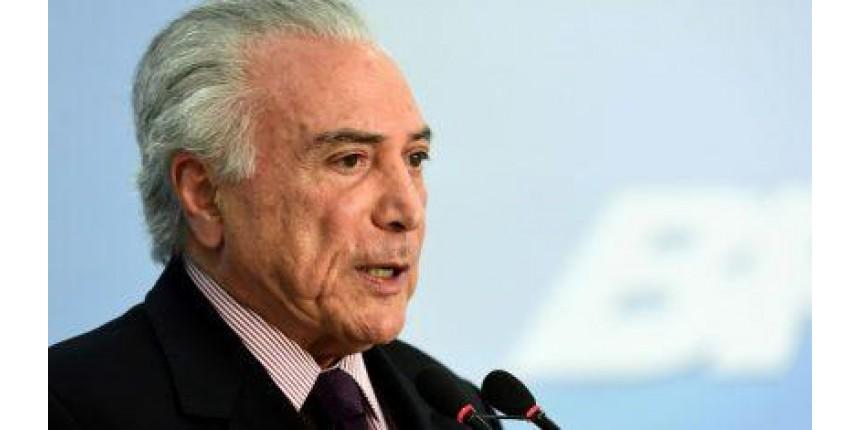 Justiça manda soltar Temer, Moreira Franco e mais seis presos na Lava Jato