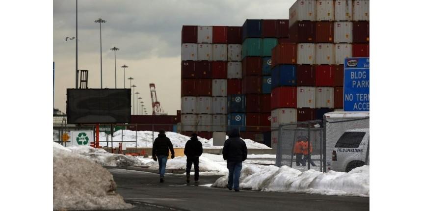 Porto de Nova York tem maior apreensão de cocaína em 25 anos