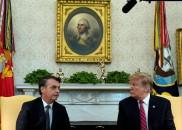 Trump diz que atuará para incluir Brasil na OCDE