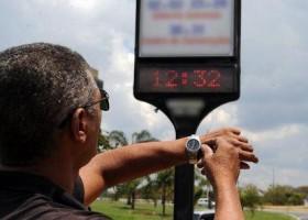 Bolsonaro afirma que não haverá horário de verão em...