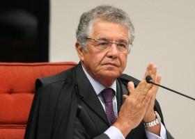 'Mordaça', diz Marco Aurélio sobre decisão do STF de tirar reportagens do...