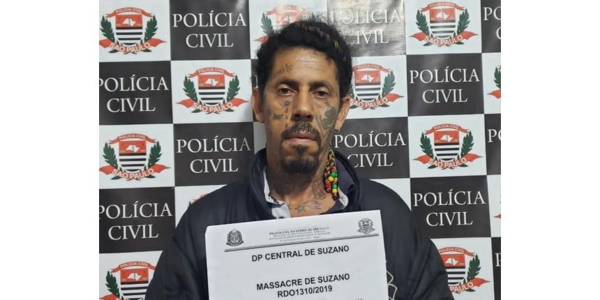 Suspeito de vender arma do massacre de Suzano é vizinho de uma das vítimas