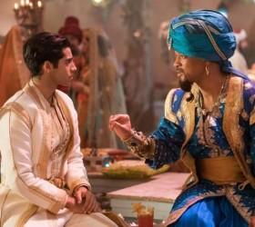 Aladdin e Tolkien são as principais estreias da semana