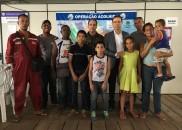 Bilionário se muda para RR e ajuda venezuelanos que chegam...