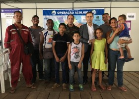 Bilionário se muda para RR e ajuda venezuelanos que chegam ao Brasil:...