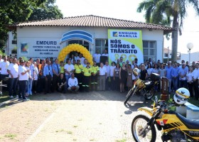 EMDURB realiza abertura do Maio Amarelo em Marília e divulga programação do...