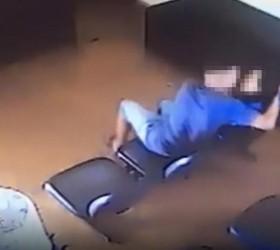 Homem agride e enforca a ex dentro de Delegacia de...