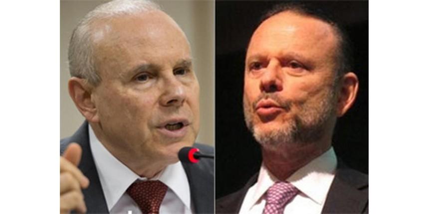 Mantega e Coutinho viram réus acusados de fraude de R$ 8 bi em repasses do BNDES