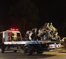 Acidente com ônibus de turismo deixa 10 mortos em rodovia