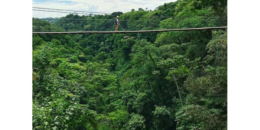 As novidades de Brotas: adrenalina e natureza a 250 quilômetros de SP e 220 de Marília