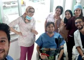Brasileiro achado inconsciente em hospital no Marrocos com lesão cerebral deixa a...