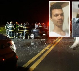 Identificadas vítimas fatais de acidente na SP-294 em Quintana. A...