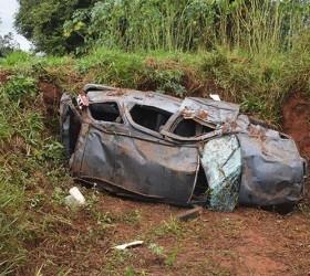 Jovem morre após perder controle da direção de veículo