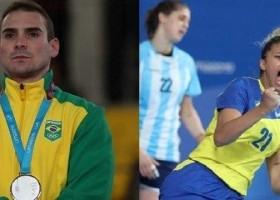 Zanetti decepciona, mas handebol e Barretto salvam dia do Brasil no Pan