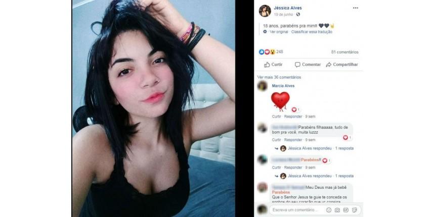 Adolescente é apreendido suspeito de matar namorada de 18 anos com golpe mata-leão