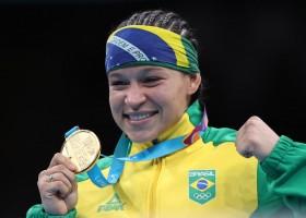 Beatriz Ferreira vence argentina e leva o único ouro do boxe brasileiro...