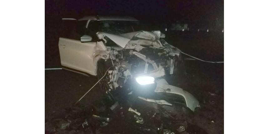 Criança de quatro anos morre em acidente em rodovia