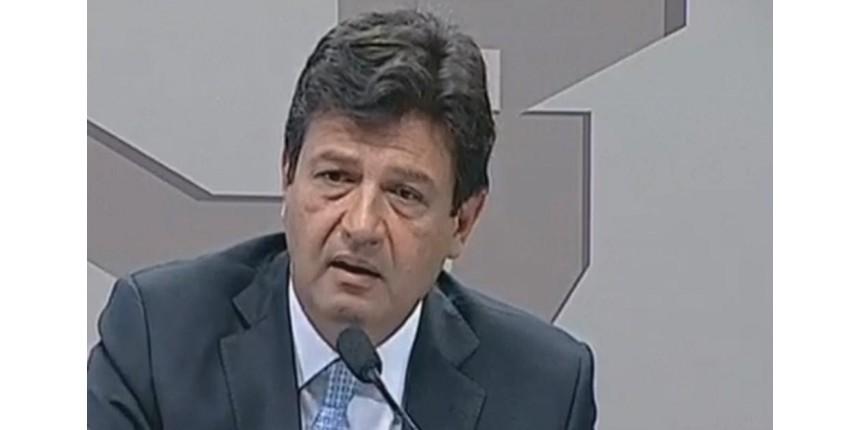 Ministro da Saúde defende o registro de medicamentos à base de canabidiol, mas não o plantio da Cannabis