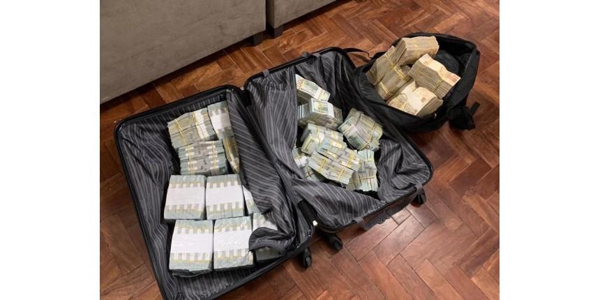 PF faz operações contra tráfico de drogas em 3 portos brasileiros