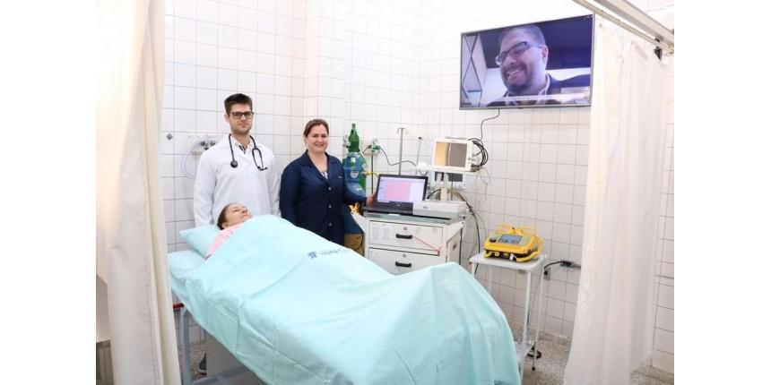 Projeto-piloto implanta sistema de inteligência artificial para tratamento do coração no Interior SP
