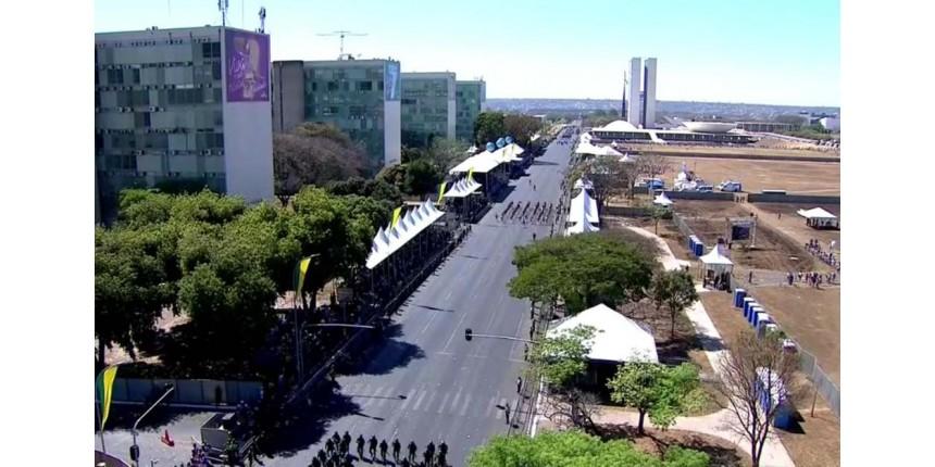 7 de Setembro: veja como será o desfile em Brasília