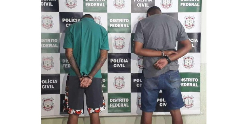 Acusados de matar padre fugiram do local do crime usando transporte público
