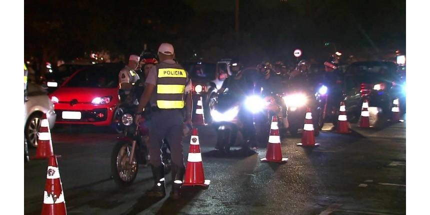 Multas pela Lei Seca crescem 33% na cidade de SP em 2019