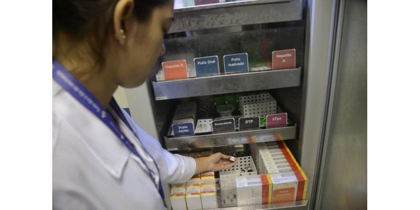 Vacina pentavalente continua em falta nos postos de São Paulo