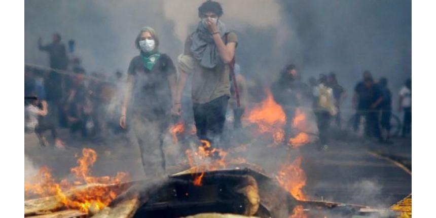 4 pontos para entender os protestos no Chile