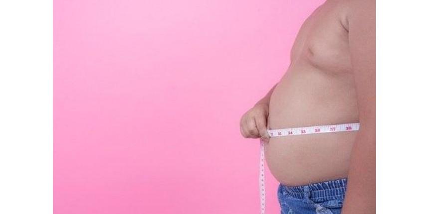 Criança 'cheinha' pode ser sinal de sobrepeso, que antecede obesidade