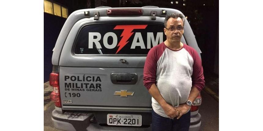 Homem foragido por praticar assaltos à bancos e sequestros é preso em apartamento de luxo
