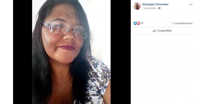 Mais uma mulher é morta a facadas pelo ex-marido