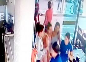 Após briga de família, mulher é presa ao atirar contra genro e...