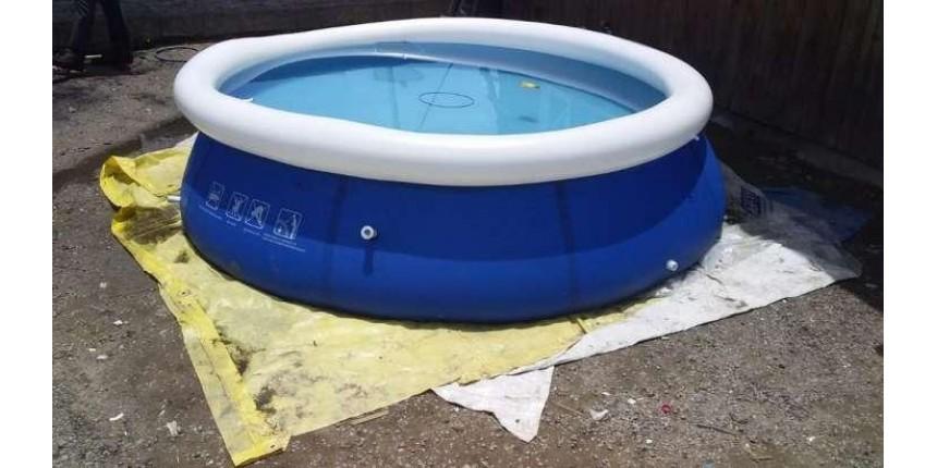 Mãe de criança morta em piscina é assassinada no quintal de casa