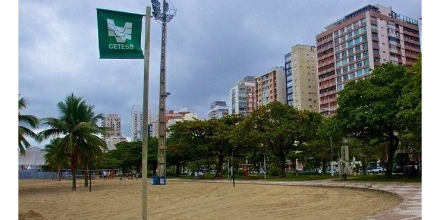 SP tem 14 praias impróprias para banho, um risco à saúde dos turistas