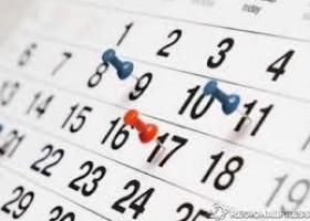 Veja o calendário de feriados prolongados em 2020