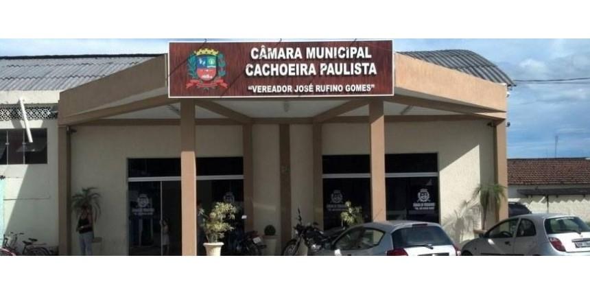 Câmara de Cachoeira Paulista reduz salário de futuros vereadores