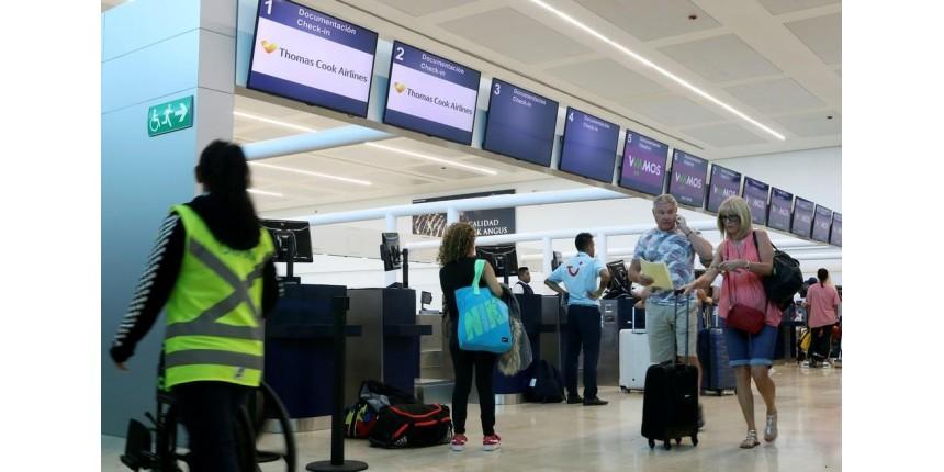 México vem negando entrada de mais turistas brasileiros e há relatos de maus-tratos a viajantes